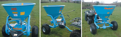 ATV Gamberini Spreader Systems